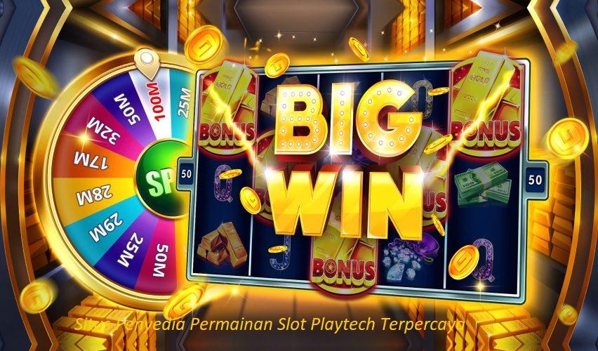 Situs Penyedia Permainan Slot Playtech Terpercaya